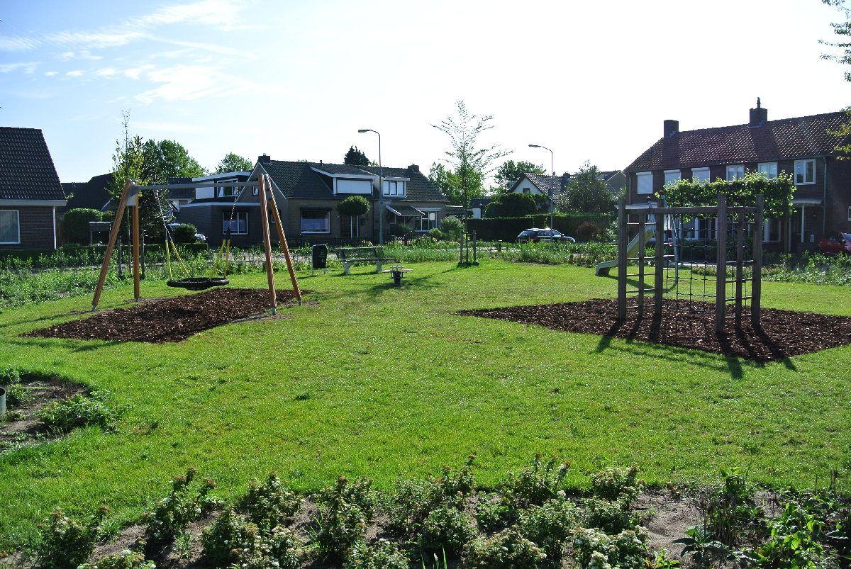 Gemeente Nijmegen - Plantsoen de Pas