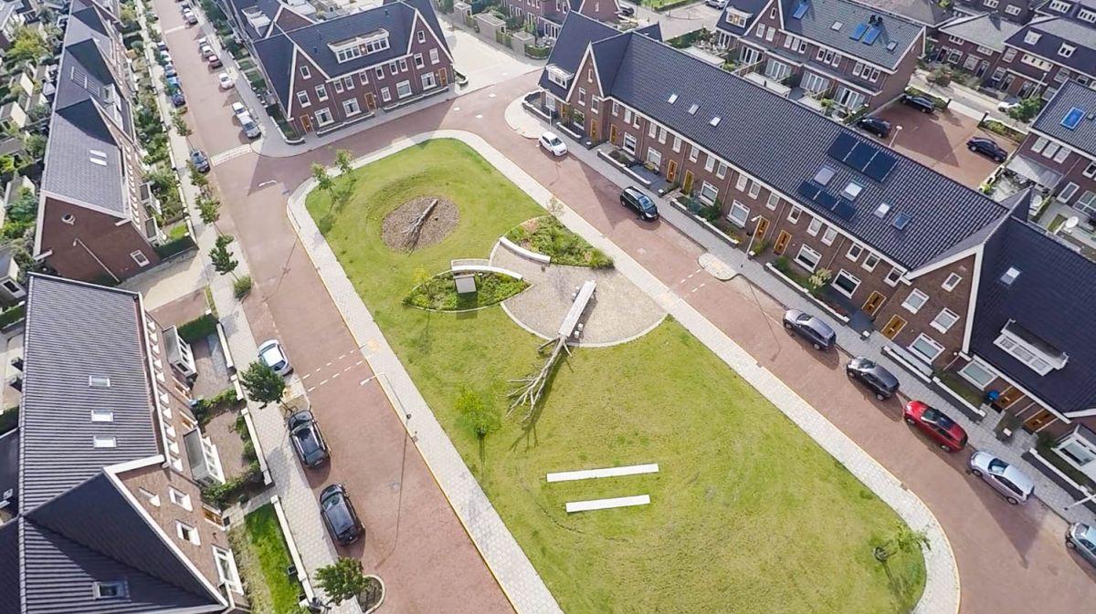 Gemeente Nijmegen - Park Spieghelhof