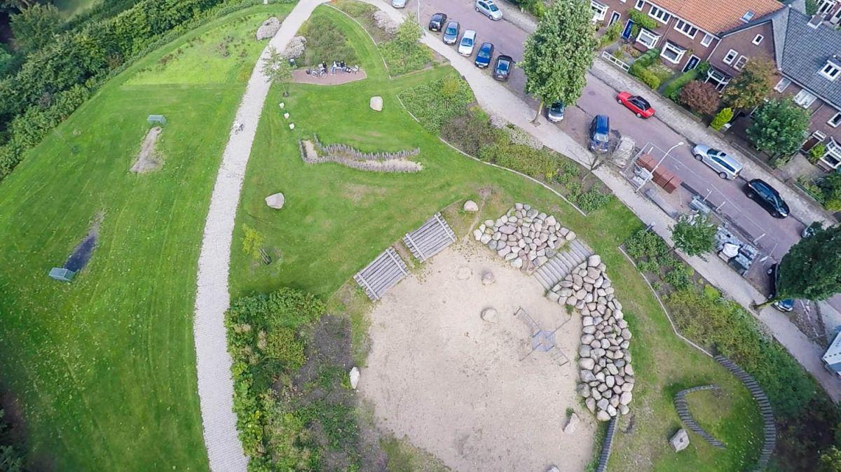 Gemeente Nijmegen - Truus Mast park
